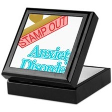 Anxiety Disorder Keepsake Box