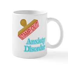 Anxiety Disorder Mugs