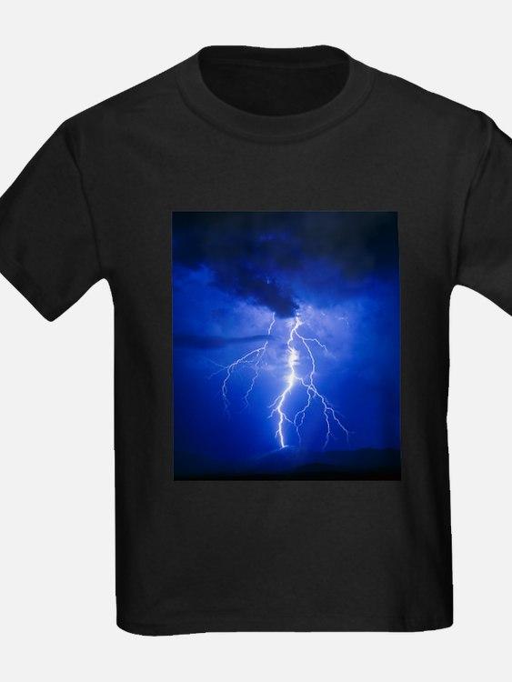 Cute Lightning strike T