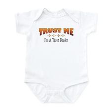 Trust Tarot Reader Infant Bodysuit