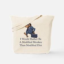 Modified Dirt Tote Bag