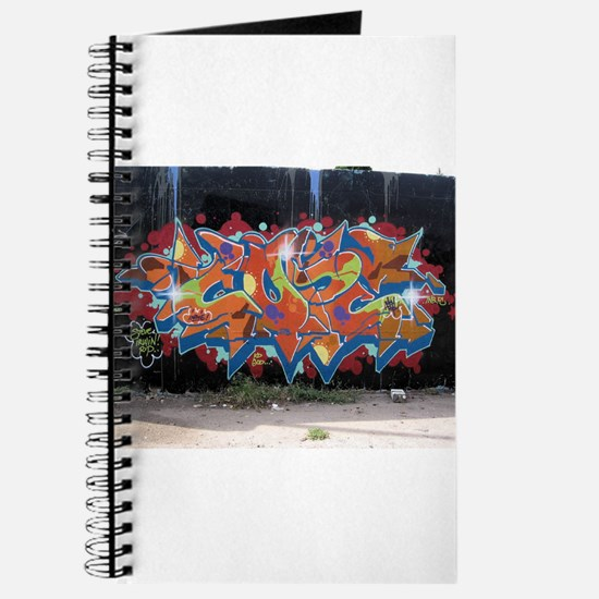 Cute Graffiti Journal