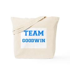 TEAM GOODWIN Tote Bag