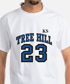 Cute Tree hill 23 Shirt
