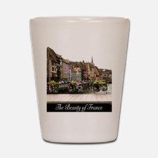Strasbourg, France Shot Glass