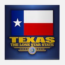 Texas (v15) Tile Coaster