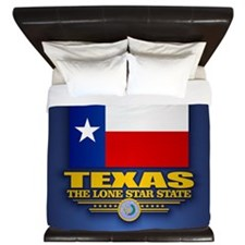 Texas (v15) King Duvet