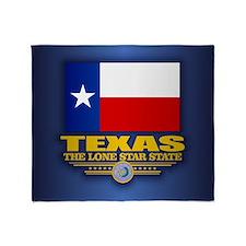 Texas (v15) Throw Blanket