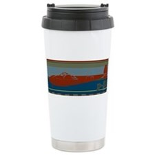 Unique P38 lightning Travel Mug