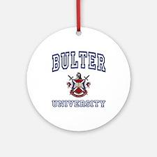 BULTER University Ornament (Round)