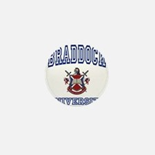 BRADDOCK University Mini Button
