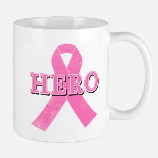 HERO with Pink Ribbon Mug