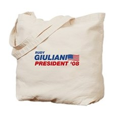 Rudy Giuliani for President Tote Bag