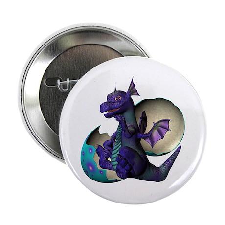 Little Dragon Button