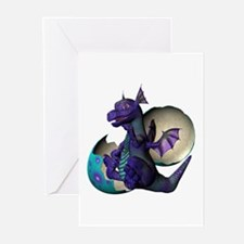 Little Dragon Greeting Cards (Pk of 10)