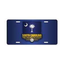 South Carolina (v15) Aluminum License Plate