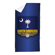 South Carolina (v15) Beach Towel