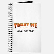 Trust Squash Player Journal