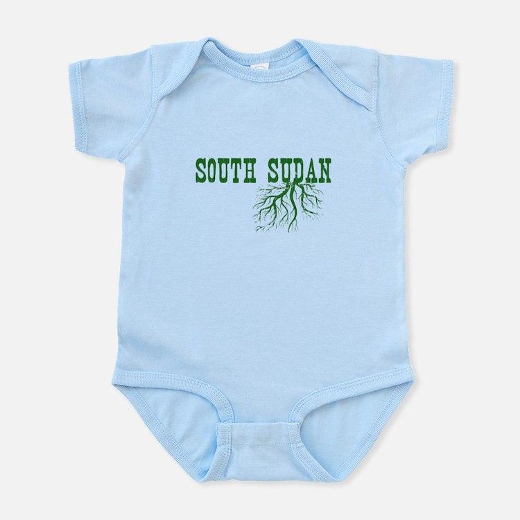 South Sudan Roots Infant Bodysuit