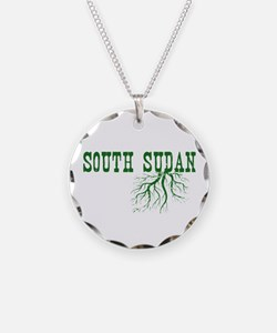 South Sudan Roots Necklace
