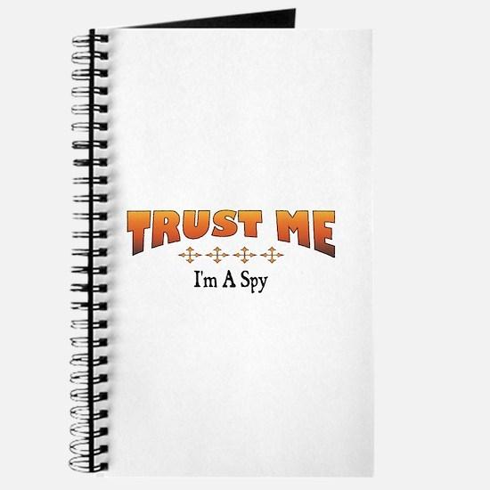 Trust Spy Journal
