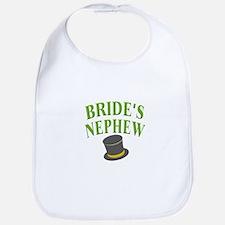 Bride's Nephew (hat) Bib