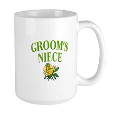 Groom's Niece (rose) Mug