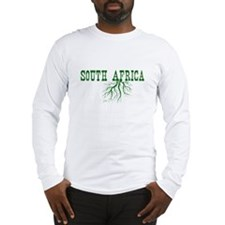 South Africa Roots Long Sleeve T-Shirt