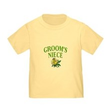Groom's Niece (rose) T