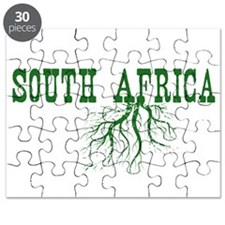 South Africa Roots Puzzle