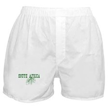 South Africa Roots Boxer Shorts