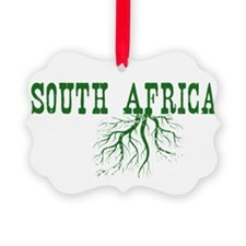 South Africa Roots Ornament