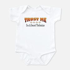 Trust Sound Technician Infant Bodysuit