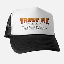Trust Sound Technician Trucker Hat
