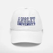 ANSLEY University Baseball Baseball Cap