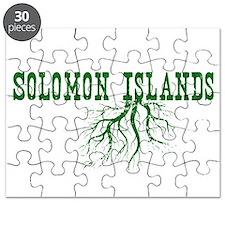 Solomon Islands Puzzle