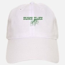 Solomon Islands Baseball Baseball Cap