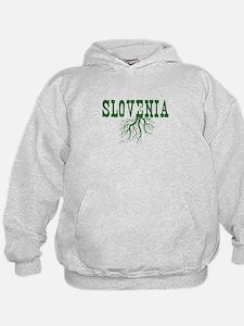 Slovenia Roots Hoodie