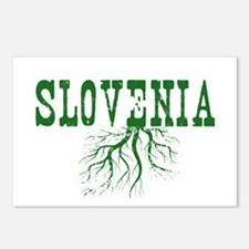 Slovenia Roots Postcards (Package of 8)