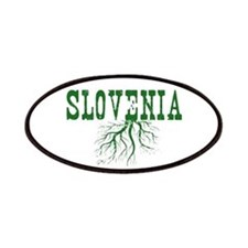 Slovenia Roots Patches
