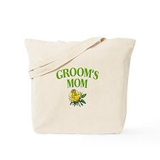 Groom's Mom (rose) Tote Bag