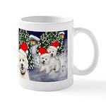 WEST HIGHLAND TERRIER CHRISTMAS Mug