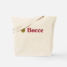 Olive Bocce (I Love Bocce) Tote Bag