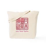Reiki master Canvas Bags