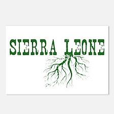 Sierra Leone Postcards (Package of 8)