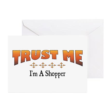 Trust Shopper Greeting Cards (Pk of 10)