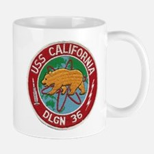 USS CALIFORNIA Mug