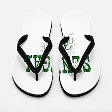 Senegal Roots Flip Flops