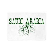 Saudi Arabia 5'x7'Area Rug