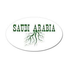 Saudi Arabia Wall Decal